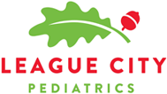 League City Pediatrics logo | Pediatrician in League City Tx